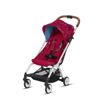 Прогулочная коляска Cybex Eezy S Values for life Love-red