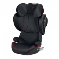 Автокресло Cybex Solution Z-Fix for Scuderia Ferrari Victory Black black