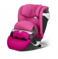Автокресло Cybex Juno M-fix Fancy Pink purple
