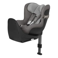 Автокресло Cybex Sirona S i-Size, цвет Manhattan Grey mid grey