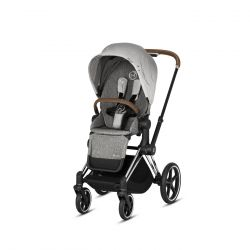 Прогулочная коляска Cybex Priam Lux Fashion Edition Koi mid grey