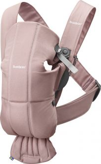Рюкзак-кенгуру BabyBjorn Carrier Mini Pastel, Cotton