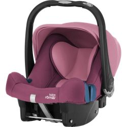 Автокресло Britax-Romer Baby-safe Plus SHR II Wine Rose