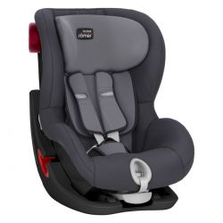 Детское автокресло Britax-Romer King II Black Storm Grey