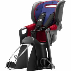 Велокресло Britax-Romer Jockey2 Comfort Blue/Red