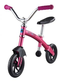 Беговел Micro G-bike chopper Deluxe pink