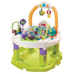 Игровой центр-прыгунки 3 в 1 Evenflo ExerSaucer Triple Fun Plus World Explorer