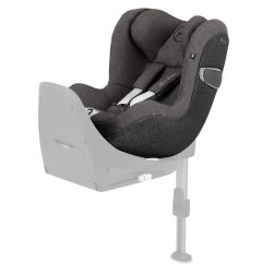Детское автокресло Cybex Sirona Z i-Size Plus Manhattan Grey mid