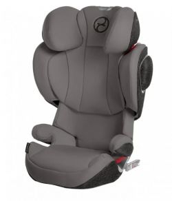 Автокресло Cybex Solution Z-fix Soho Grey mid grey