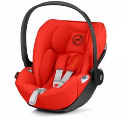 Автокресло Cybex Cloud Z i-Size, цвет Autumn Gold burnt red