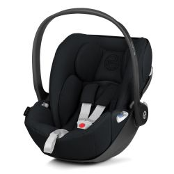 Автокресло Cybex Cloud Z i-Size, цвет Deep Black black