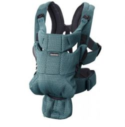 Рюкзак-кенгуру Baby Bjorn Carrier Move Sage Green, Mesh