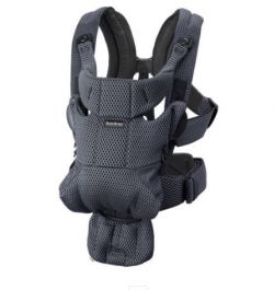 Рюкзак-кенгуру Baby Bjorn Carrier Move Anthracite, Mesh