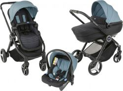 Коляска 3 в 1 Chicco Trio Best Friend Comfort, цвет 60