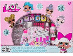 "Игровой набор 3 в 1 ""Lip Nail & Body Studio by Horizon Group USA"" 88531"